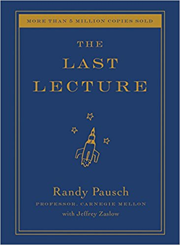 Cover of The Last Lecture
