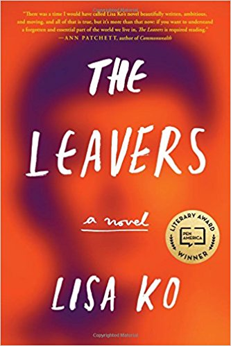 Cover of The Leavers