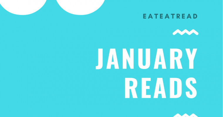 What I'm Reading This Month – January 2019