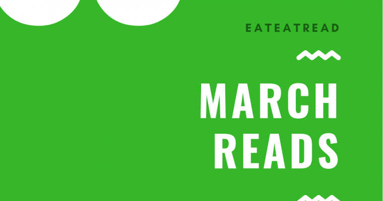 What I'm Reading This Month – March 2019