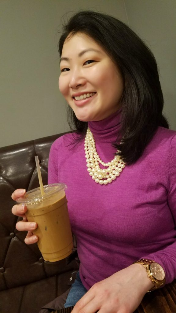 Wendy Marie and the best Vietnamese iced coffee from The Red Boat