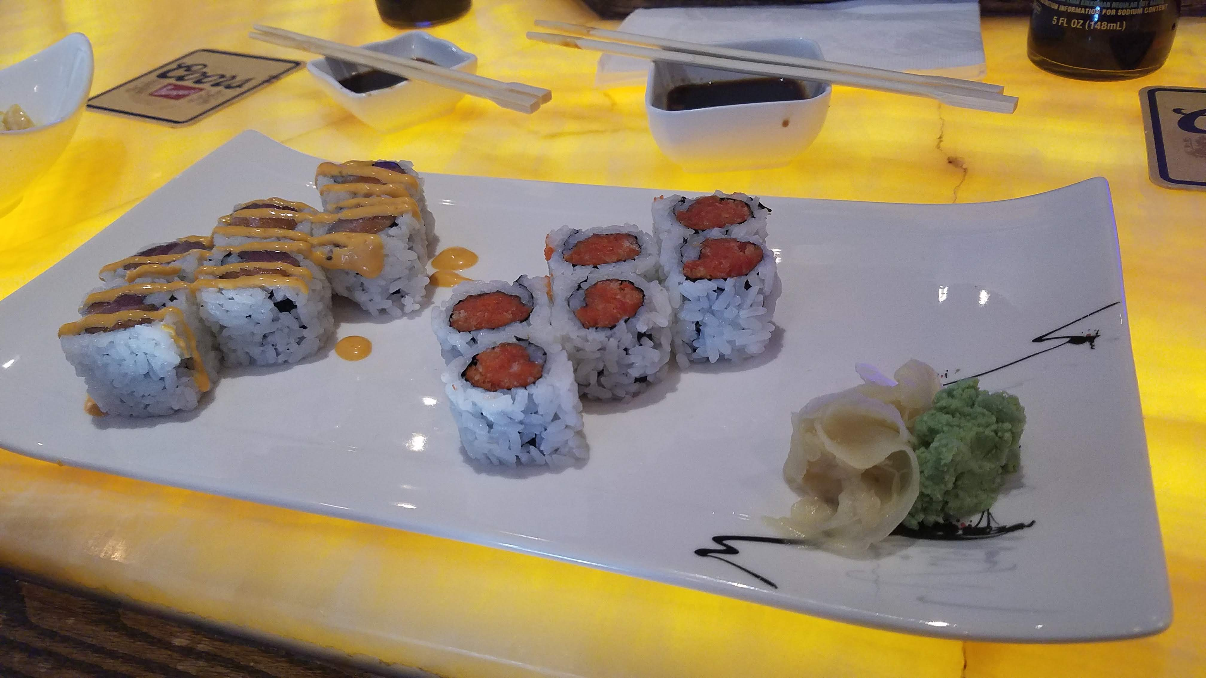 Kabu Japanese Steakhouse & Sushi