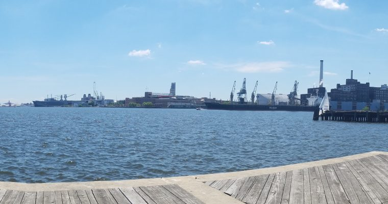 Baltimore Staycation: A Review