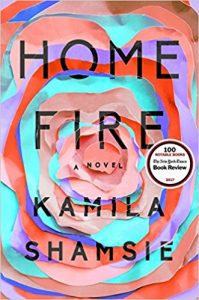 Cover of Kamila Shamsie's Home Fire