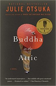 Cover of The Buddha in the Attic