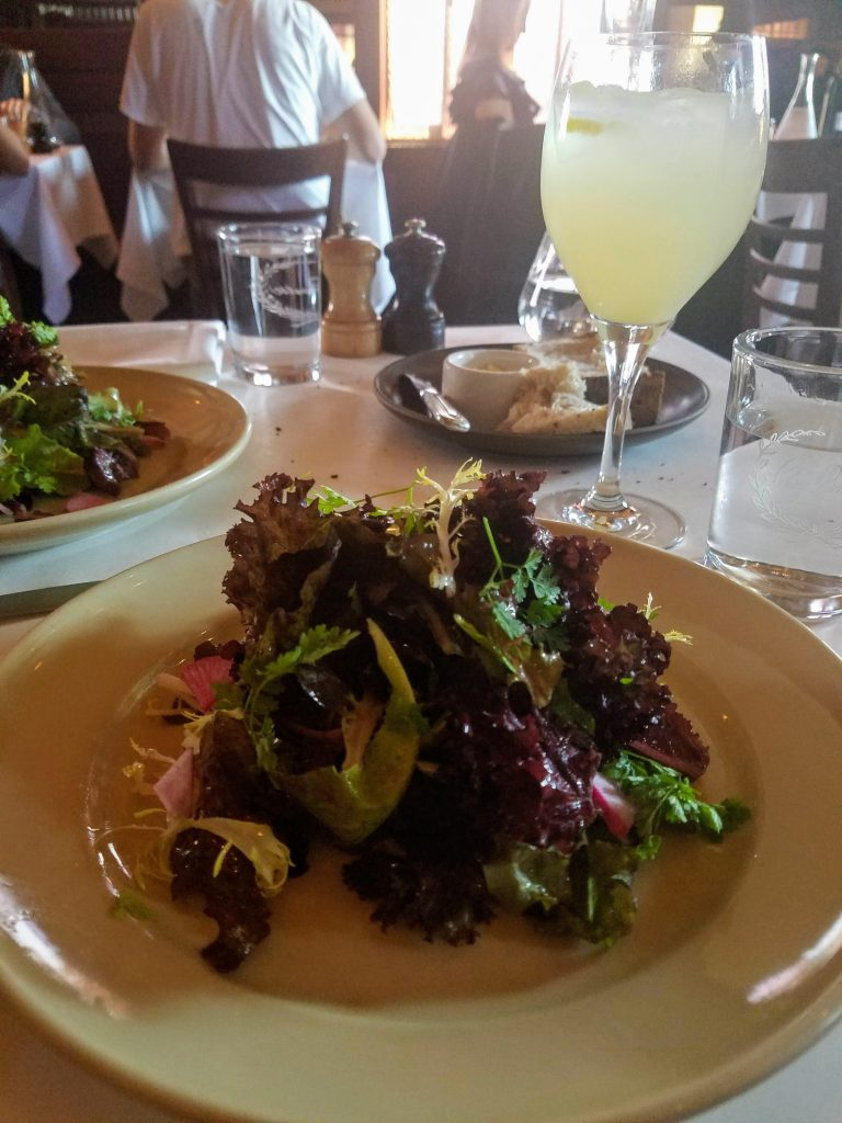 Salad from Chez Panisse