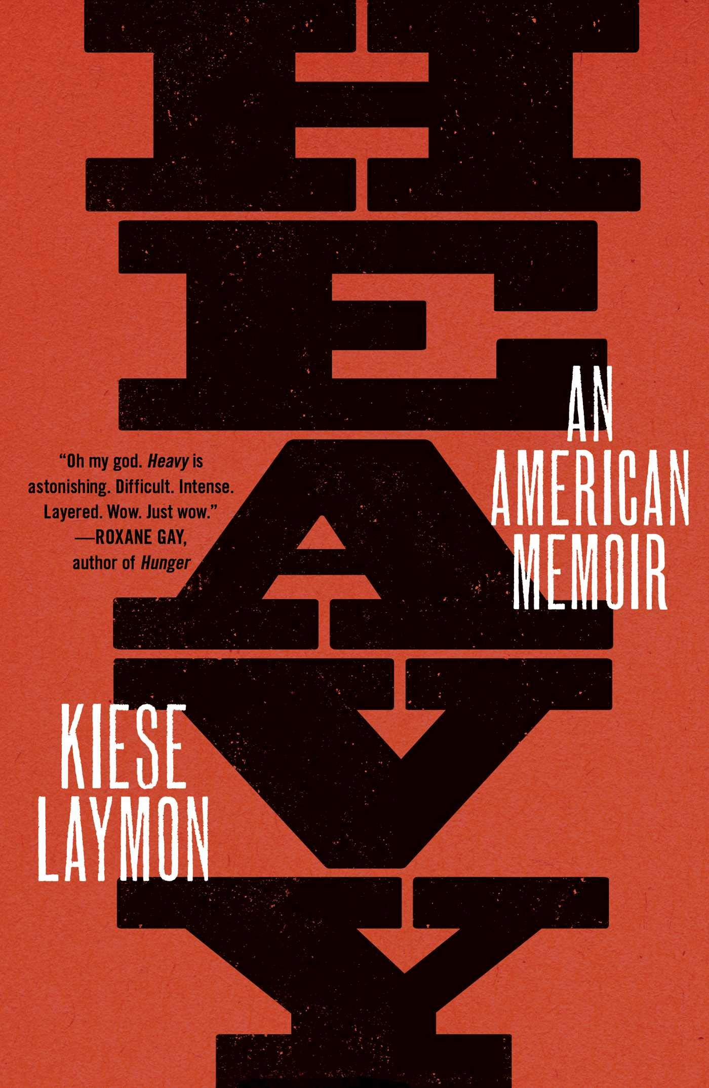 Cover of Kiese Laymon's Heavy